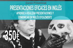 Presentaciones Eficaces en Inglés (VideoConferencia) @ AULA DE FORMACIÓN VIRTUAL | Madrid | Comunidad de Madrid | España